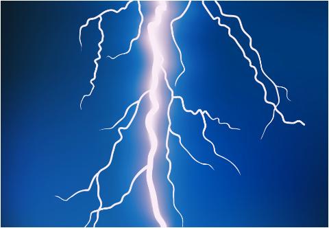 Lightning Bolt Car Decal 26 Quot W X 18 Quot H Designed By Custom
