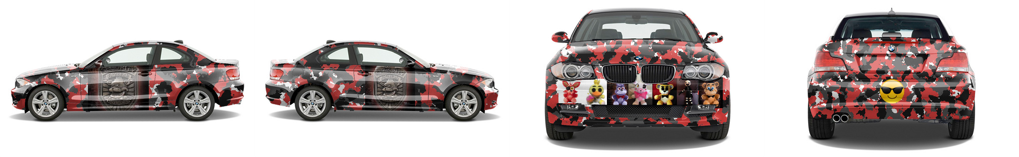 Sports Coupe Wrap Custom Design 22559 By New Designer