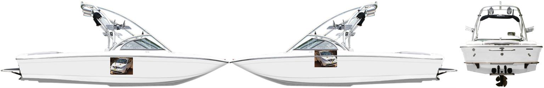 Boat Wrap Custom Design 7400 By New Designer 7267